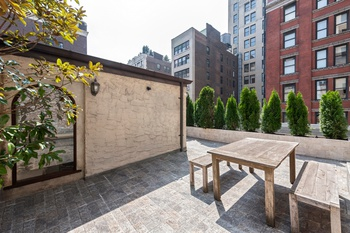 Rare Duplex Penthouse with Terrace Near Gramercy and Union Square Parks