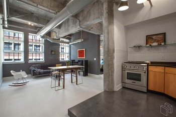 A compelling urban loft with one of a kind ambiance and style for ...