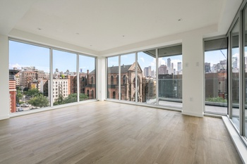 3 Bed, 2 Bath Duplex w/ Large Private Terrace For Rent in Greenwich Village's Newest Development!
